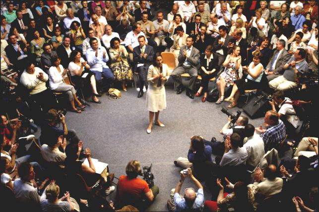 Les débats participatifs