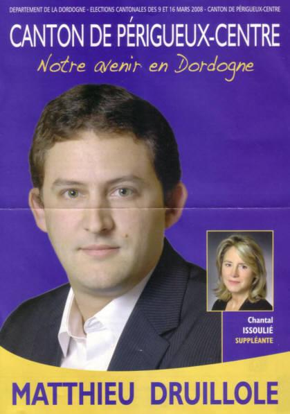 Avec Matthieu et Chantal, Pour Périgueux-Centre ! dans Cantonales 2008 druilloleissoulie